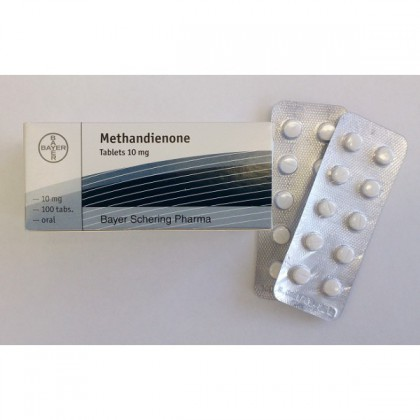 Methandienone Bayer (100 tab)
