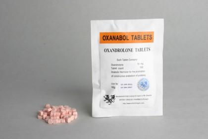 Oxanabol British Dragon (100 tab)