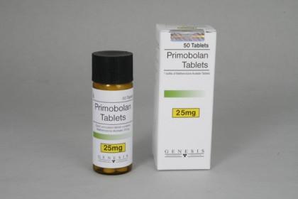 Primobolan Genesis (50 tab)